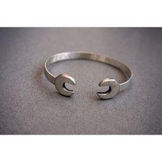 lock bracelet, silver men bracelets