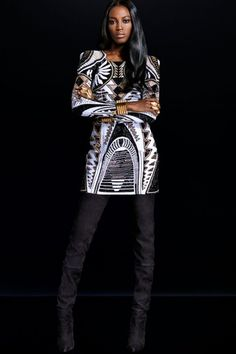 16230ff1 Balmain x H&M: The Balmain H And M Collaboration In Pictures