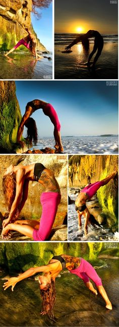 The Art of Backbending (Poem and Images)