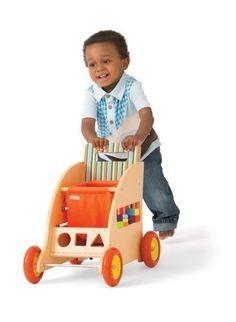 Amazon.com: Manhattan toy Stow and Go Activity Cart: Baby
