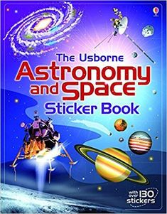 Télécharger Astronomy and Space Sticker Book Gratuit