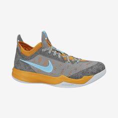 Nike Zoom Crusader Outdoor light gray polarized blue-atomic mango pure platinum