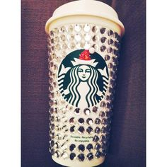 Christmas starbucks cup