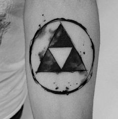 circle-with-triforce-watercolor-forearm-tatoos-for-men.jpg (552×556)