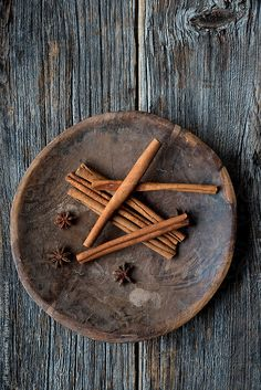 Star Anise and Cinnamon Sticks by Jeff Wasserman | Stocksy United