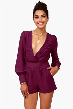 Sultry Romper