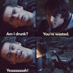 Drunk Stiles Is Funny