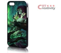 Vladimir  League of Legends 629CRT iPhone 4/4s, iPhone 5/5s case, Plastic or Rubber, Samsung Galaxy S3