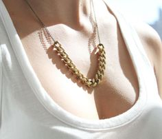 Two Chains Necklace Uncovet