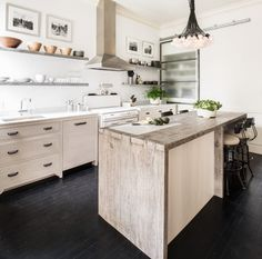 Interior design Antonio Martins's SF 2015 kitchen remodel: see the three lives of the kitchen on Remodelista