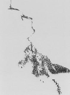 Salgado: Crossing the frozen Ob River was a considerable achievement Siberia-Genesis