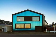 Solari Architects - Lyall Bay