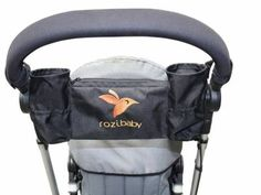 New accessory alert! The Parents Pack for rozibaby prams. Perfect for holding drinks, keys, mobile phone etc when out walking!