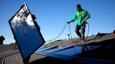 Solar Power Craze on Wall St. Propels Start-Up