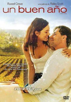 Ridley Scott. Un buen año. (DVD) basada en Un Any a la Provença