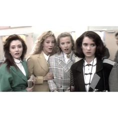 Heathers Movie ❤ liked on Polyvore featuring backgrounds, image, movies, pictures and winona ryder