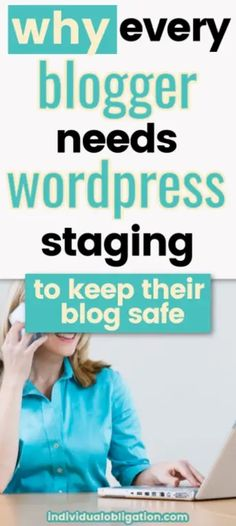 Do you edit your live WordPress blog? Learn why this is taking a huge risk with your blog & how you can use a WordPress staging site instead. You'll find out about all the benefits of using a WordPress staging site to test changes on your blog. Plus how to find out if you blog host has this service for free with your blog hosting package. #HowToBlog #WordPressTips #BloggingTips #BlogTips #HowToStartABlog | blog tools | wordpress tips | blogging tips | Wordpress Help, Wordpress Plugins, Website Security, Best Web, Blogging For Beginners, Blog Tips, Staging, How To Find Out, Tools