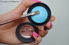 Make-up Studio Eyeshadow Lumière Sky Blue