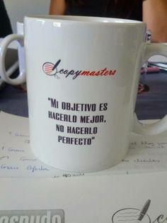 Bebiéndonos la filosofia de Copymasters en el #taller100K!!!