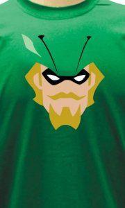 Camiseta Arqueiro Verde Face