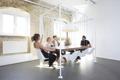 Mesa Swing - Cortesía de Duffy London