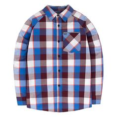 Boys 4-7 Hurley Patterned Button-Down Shirt, Boy's, Size: 4, Dark Red