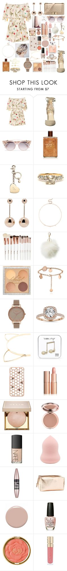 """1+1"" by ebz127 ❤ liked on Polyvore featuring Fendi, Ivanka Trump, Chanel, Jimmy Choo, Aspinal of London, J.W. Anderson, Sole Society, Morphe, Charlotte Russe and Olivia Burton"