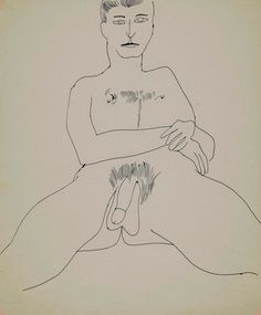 Andy Warhol, drawings