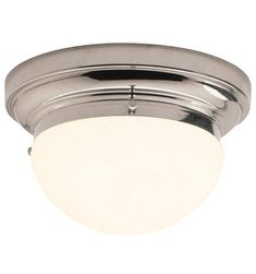 "11"" Dome Classic lighting for over the sink- would compliment yoke pendants over island"