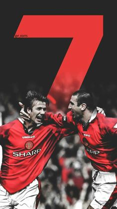 One of the greatest sports on the planet is soccer, also called football in many countries. Manchester United Wallpaper, Manchester United Legends, Manchester United Players, David Beckham Football, Man Utd Fc, Eric Cantona, Sir Alex Ferguson, Sport Inspiration, Play Soccer