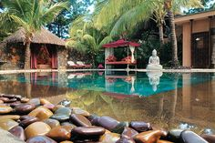 Spa by Clarins by Dinarobin Resort & Spa, via Flickr