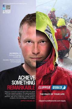 Clipper Round the World Race announces crew recruitment campaign