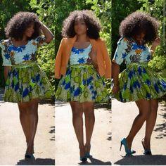 theankarabelle ~Latest African fashion, Ankara, kitenge, African women dresses, African prints, African men's fashion, Nigerian style, Ghanaian fashion ~DKK