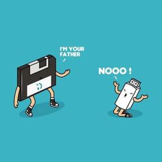 I'm your father...