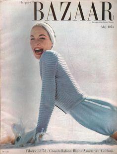 Harpers Bazaar May 1953 - EphemeraForever.com