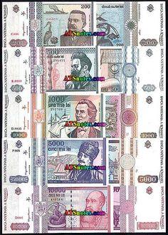 Romania banknotes - Romania paper money catalog and Romanian currency history Cheating, Catalog, Map, Baseball Cards, Happy, Maps, Peta