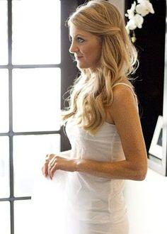 16 Glamorous Bridesmaid Hairstyles for Long Hair - Pretty Designs