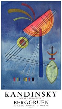 See and discover prints and works by Kandinsky Wassily