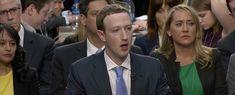 What Parents and Teachers Should Note From Mark Zuckerberg's Senate Testimony - EdSurge News Information Literacy, Social Media Company, Educational Technology, Parents, Face, News, Digital, Dads, Raising Kids
