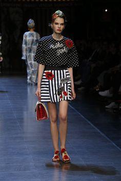 Cool Dolce gabbana spring #ItaliaIsLove  Dolce&Gabbana Spring Summer 2016 Women's Fashion S... Check more at http://24myshop.cf/fashion-style/dolce-gabbana-spring-%e2%80%aa%e2%80%8eitaliaislove%e2%80%ac-dolcegabbana-spring-summer-2016-womens-fashion-s-23/