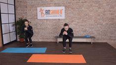 pevny zadok Jumping Jacks, Hiit, Fitness, Health Fitness, Rogue Fitness, Gymnastics