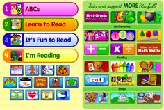 Educational Technology and Mobile Learning: Some Very Good Websites for Teaching Reading