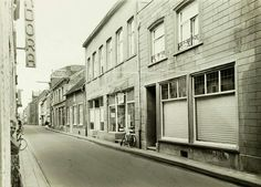 Marie van Pietje Camp in de Beekstraat