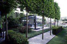 Daily Telegraph Garden by Ulf Nordfjell by Jennifer Hartnett-Henderson, via Flickr