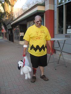 #Zombie Charlie Brown