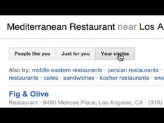 "Google Places pages have been entirely replaced by ""Google+ Local""  - See Reviews from your friends and followers.."
