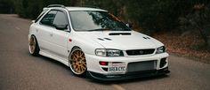 Refined Modesty // Kenji RHD Subaru WRX STI.   StanceNation™ // Form > Function