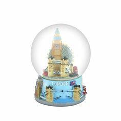 London snow globe #Christmas £10.99