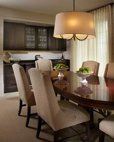 Interior Design Ideas And Even Further To The Left Dining Cabinetsuch Warmth This Lovely Home Has