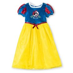 Disney Princess Snow White Girls' Nightgown. 2T Target.
